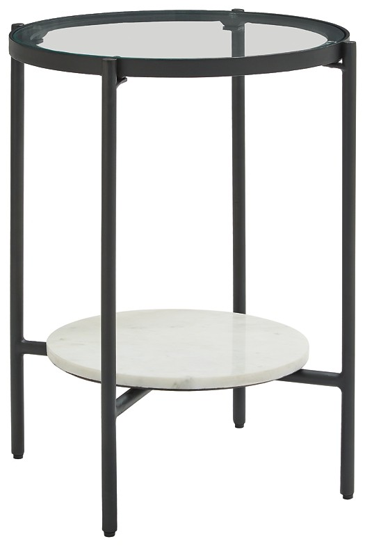 Zalany - Round End Table