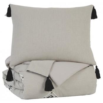Jawanza - Queen Comforter Set