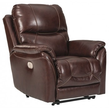 Dellington - PWR Recliner/ADJ Headrest