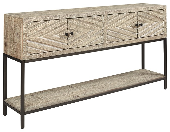 Roanley - Console Sofa Table