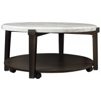 Janilly - Round Cocktail Table