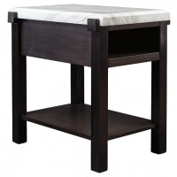Janilly - Chair Side End Table