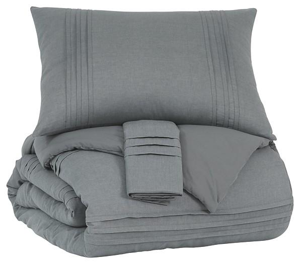 Mattias - King Comforter Set