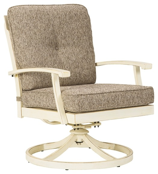 Preston Bay - Swivel Lounge w/Cushion (2/CN)