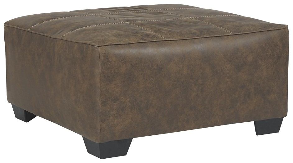 Abalone - Oversized Accent Ottoman
