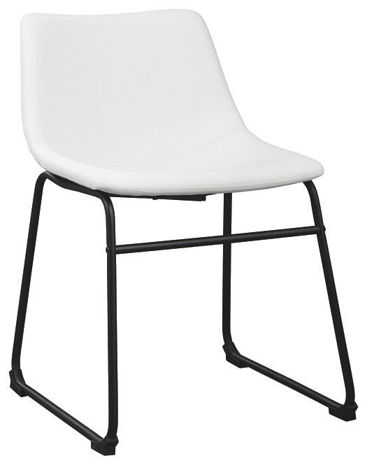 Centiar - Dining UPH Side Chair (2/CN)