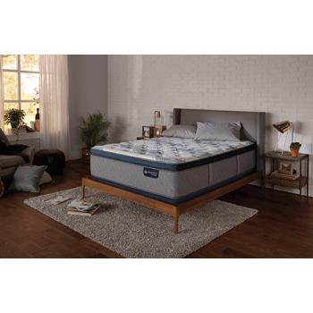 Serta Blue Fusion 300 Plush Pillow Top Mattress
