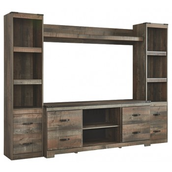 Trinell - 4-Piece Entertainment Center