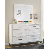 Brynburg - Dresser and Mirror