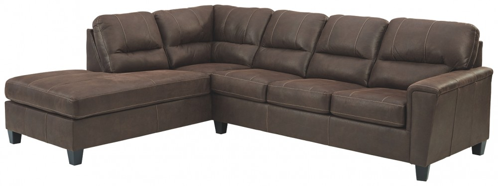 Navi - 2-Piece Sectional with Chaise