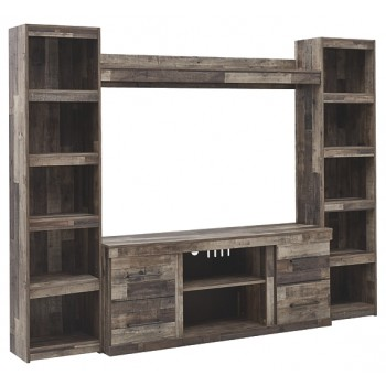 Derekson - 4-Piece Entertainment Center
