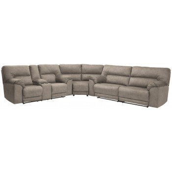 Cavalcade - 3-Piece Reclining Sectional