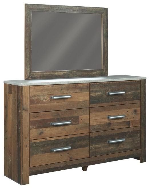 Chadbrook - Dresser and Mirror