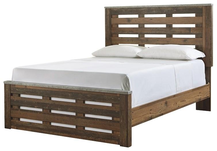 Chadbrook - Queen Panel Bed