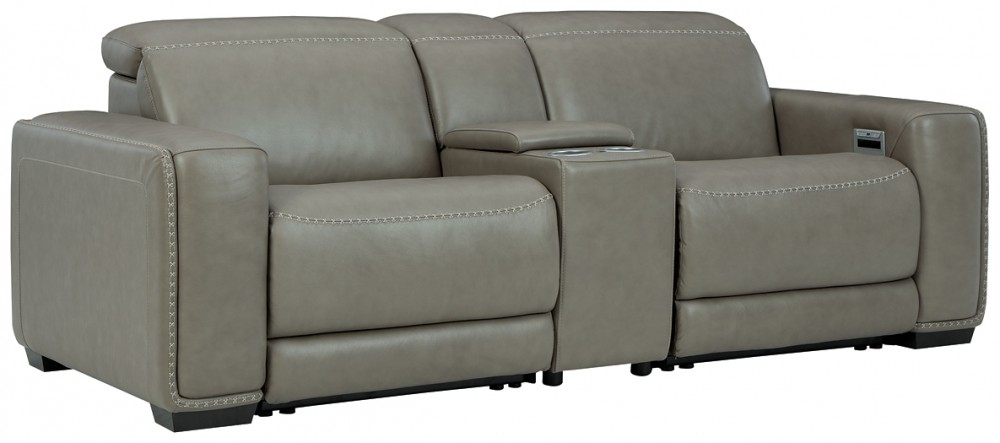 Correze - 3-Piece Power Reclining Sectional