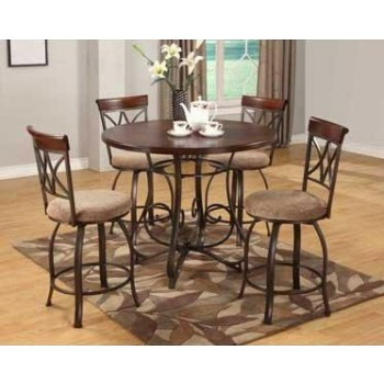 Hamilton 5 Piece Pub Dining Set