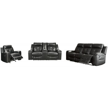 Kempten - Sofa, Loveseat and Recliner
