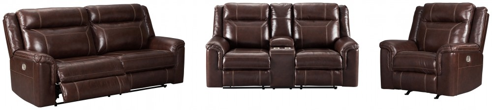 Wyline - Sofa, Loveseat and Recliner