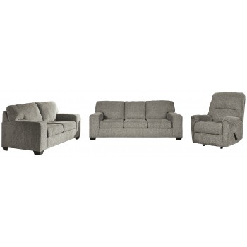 Termoli - Sofa, Loveseat and Recliner