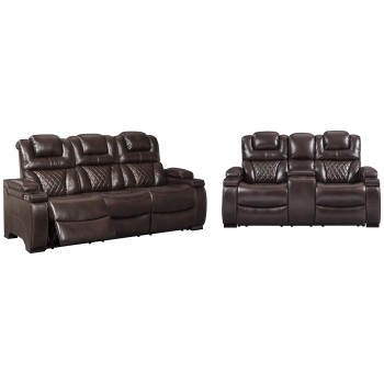 Warnerton - Sofa and Loveseat