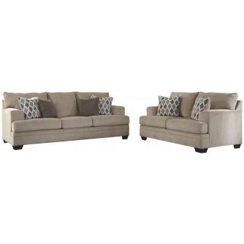 Dorsten - Sofa and Loveseat