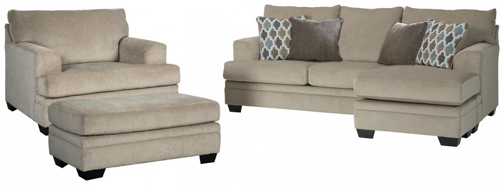 Dorsten - 3-Piece Upholstery Package