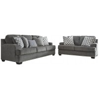 Locklin - Sofa and Loveseat