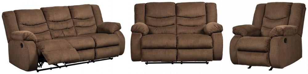 Tulen - Sofa, Loveseat and Recliner
