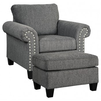 Agleno - Chair and Ottoman