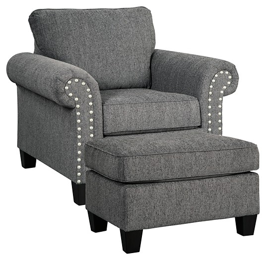 Agleno - Chair and Ottoman