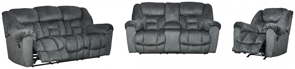 Capehorn - Sofa, Loveseat and Recliner