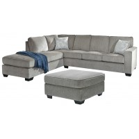 Altari - 2-Piece Sectional with Ottoman