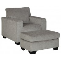 Altari - Chair and Ottoman
