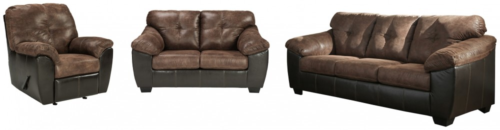 Gregale - Sofa, Loveseat and Recliner