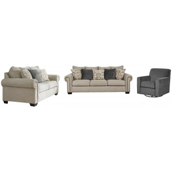 Zarina - Sofa, Loveseat and Chair