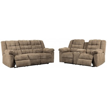 Workhorse - Sofa and Loveseat