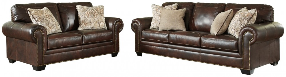 Roleson - Sofa and Loveseat