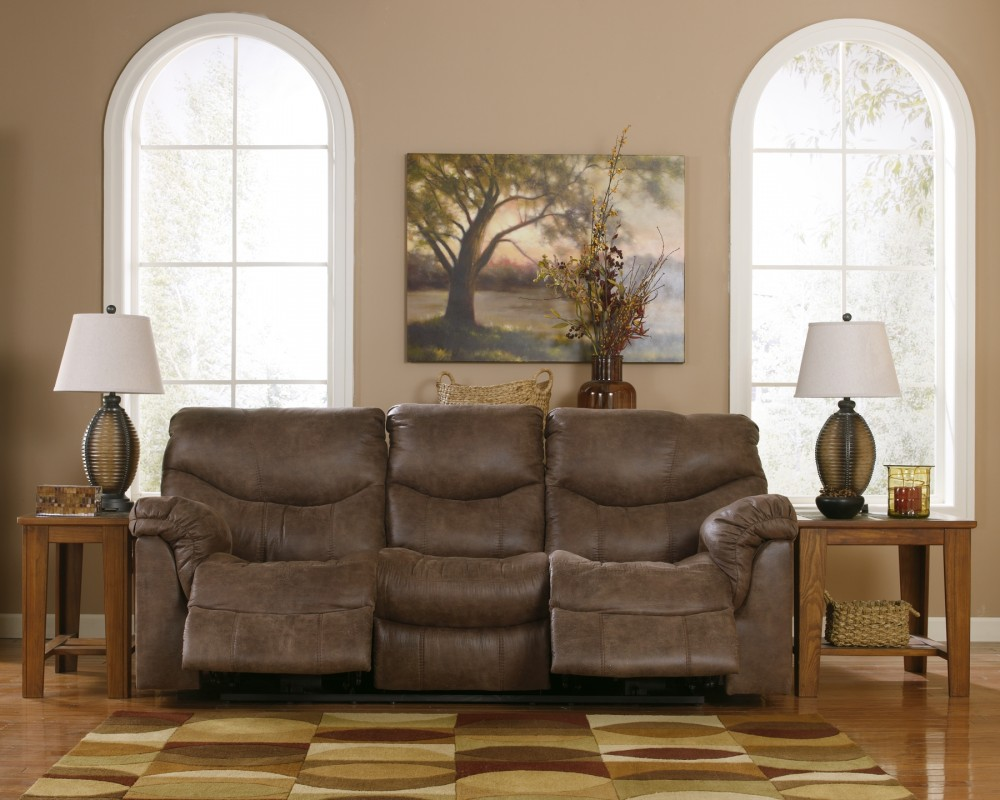 Alzena Sofa And Loveseat Reclining Sofas Furniture