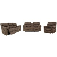 Alzena - Sofa, Loveseat and Recliner