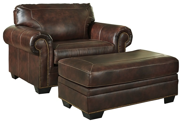 Roleson - Chair and Ottoman
