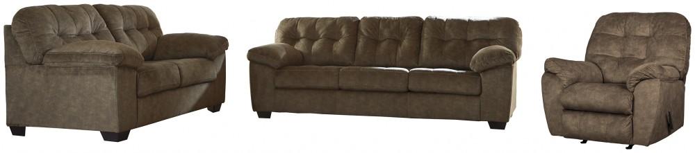 Accrington - Sofa, Loveseat and Recliner