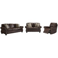Breville - Sofa, Loveseat and Recliner