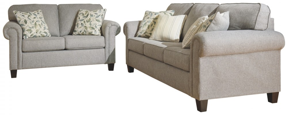 Alandari - Sofa and Loveseat