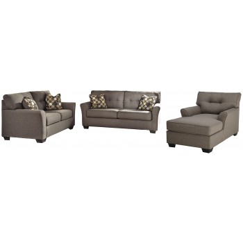 Tibbee - Sofa, Loveseat and Chaise