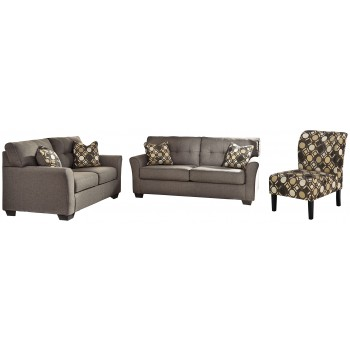 Tibbee - Sofa, Loveseat and Chair
