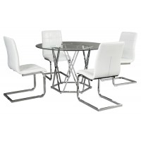 Madanere  - 5-Piece Dining Room Package