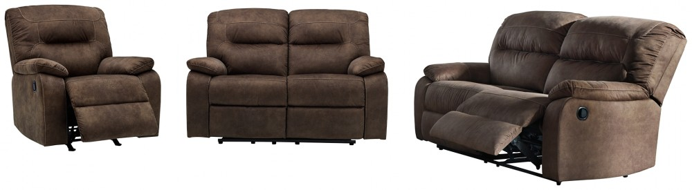 Bolzano - Sofa, Loveseat and Recliner