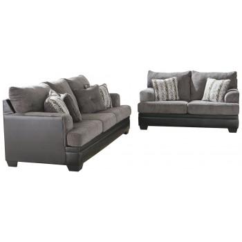 Millingar - Sofa and Loveseat