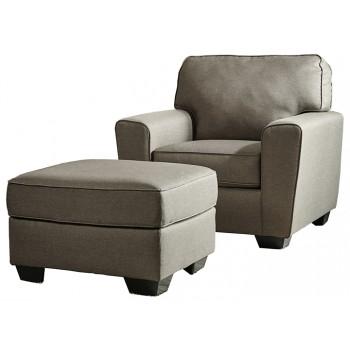Calicho - Chair and Ottoman