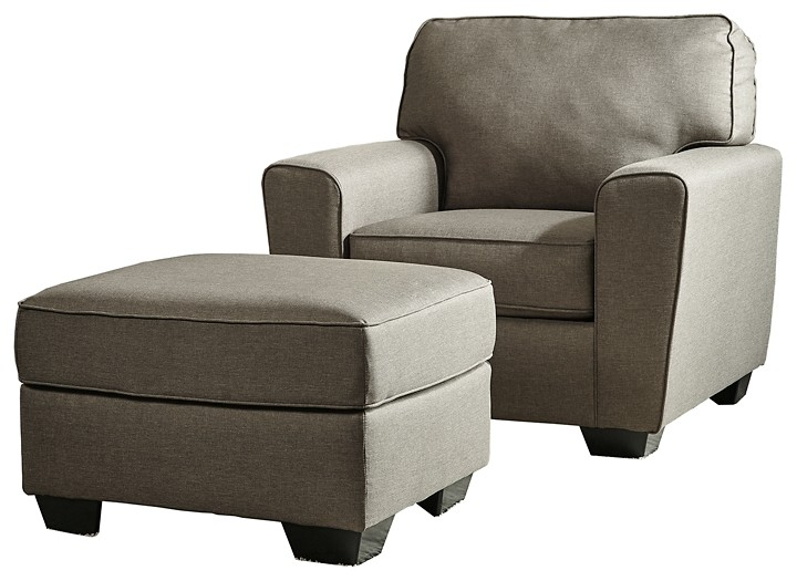 Calicho - Chair and Ottoman